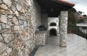 terrazza Attico con forno