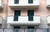 balcone da camera e soggiorno